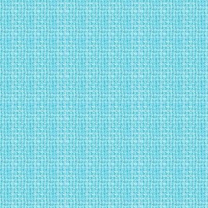 burlap in Tiffany blue