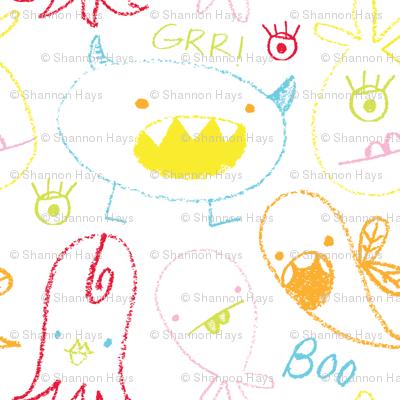 crayonmonsters