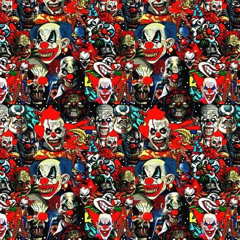 The Bad Boys fabric by whimzwhirled on Spoonflower - custom fabric