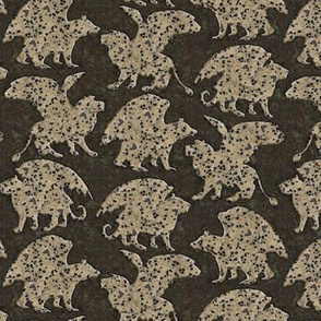 Lions,tigers,bears-Speckly