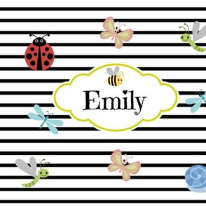 Buggles and Stripes-personalized