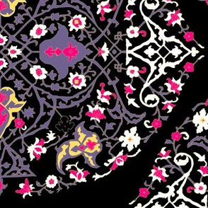 16th Century Medallion Ushak: Modern Colors