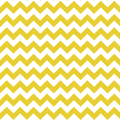 Mustard Yellow Chevron