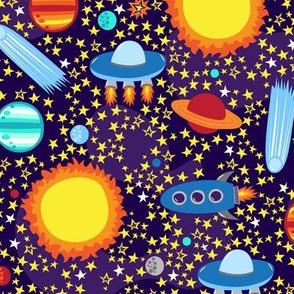 Crazy Cosmos