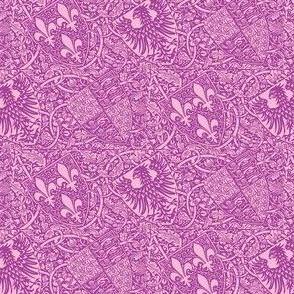 Blazons Violet