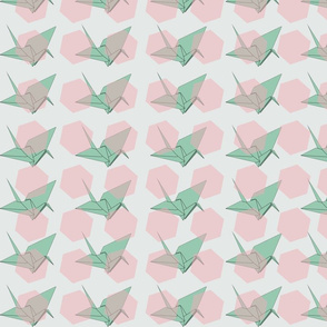 origami_pentagonblushpeach