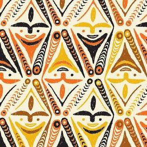 New Guinea Masks 3b