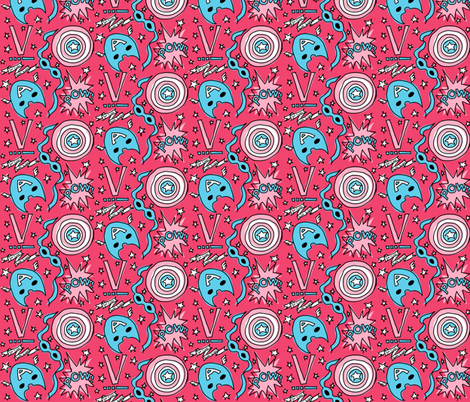 Cap_2 fabric by solanah on Spoonflower - custom fabric