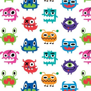 Monstrous Monsters small