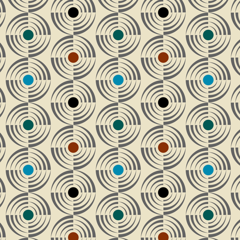 upinatum fabric by andibird on Spoonflower - custom fabric
