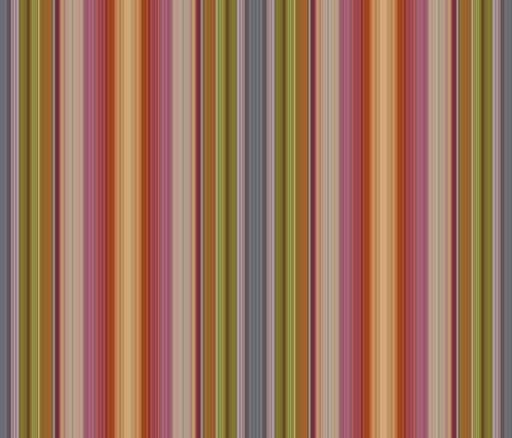 Rocky Bay Stripes in the Vertical fabric by anniedeb on Spoonflower - custom fabric