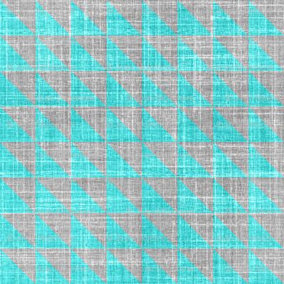 Linen Triangles