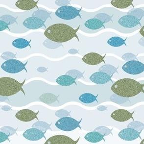 Waves of Fish