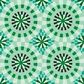 mint pinwheels