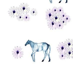 flowerhorses