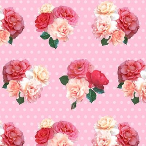 Raleigh Rosebuds -- SM Pink & Sweet