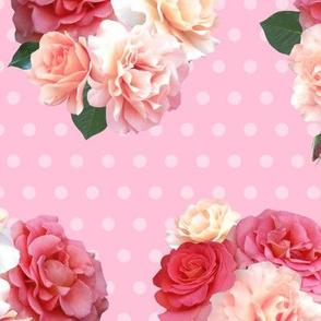 Raleigh Rosebuds -- LG Pink & Sweet