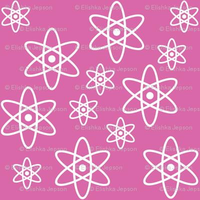 Atomic Science (Pink)