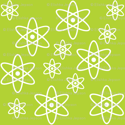 Atomic Science (Lime Green)