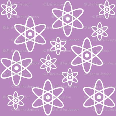 Atomic Science (Light Purple)