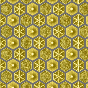 ochre_and_gray_honeycomb