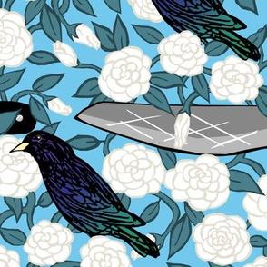 Carving Knives & Starlings