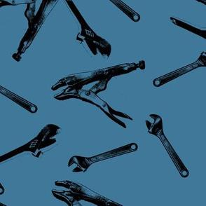 Blue Tools