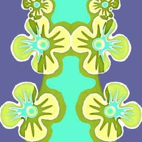 Flower Trellis 2