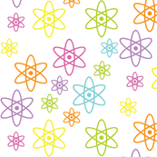 Atomic Science (Rainbow Pastel)