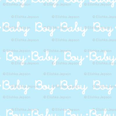 Baby Boy Stripe (Blue)