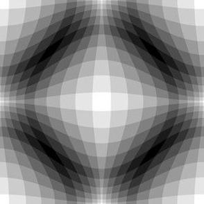 checkered lens