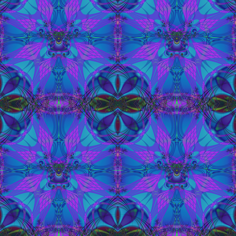 Night Spirit fabric by eclectic_house on Spoonflower - custom fabric