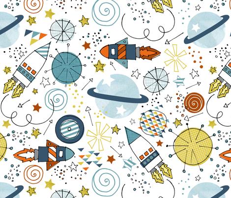 The Trip fabric by jeanna_casper on Spoonflower - custom fabric