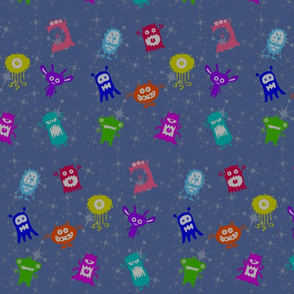 Cosmic-Voyage_creatures