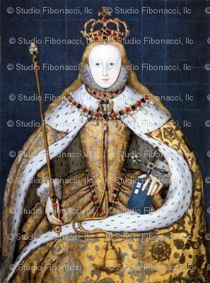 Elizabeth I & Blue Box