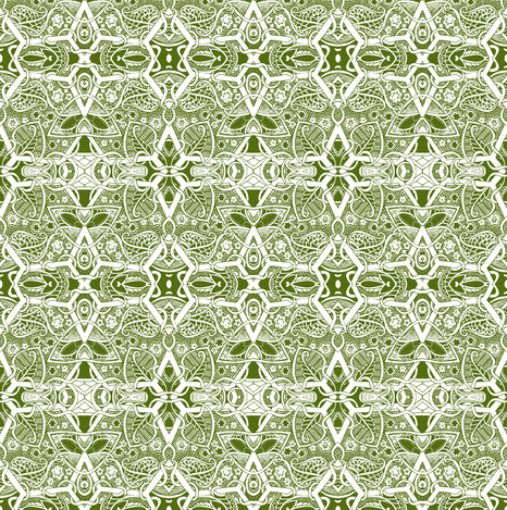 19th Century Lace  fabric by edsel2084 on Spoonflower - custom fabric
