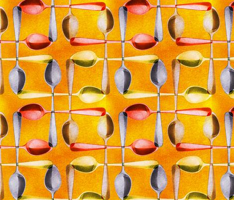 vivianna_autumn fabric by ketutar on Spoonflower - custom fabric