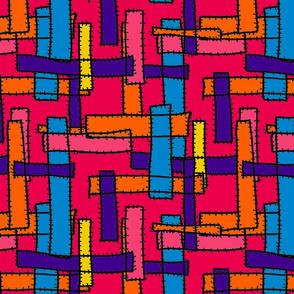 Stitched Color