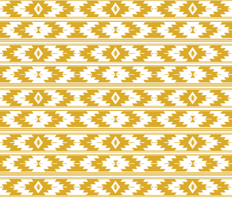 solid gold kilim fabric by ivieclothco on Spoonflower - custom fabric