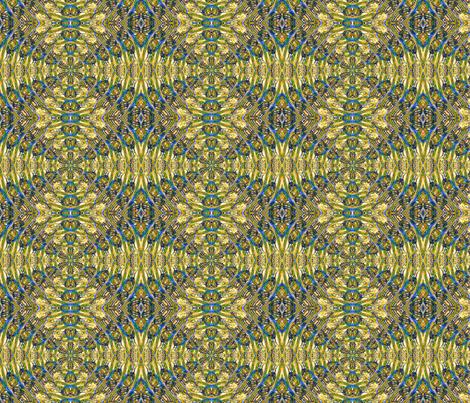 Looking In fabric by koalalady on Spoonflower - custom fabric