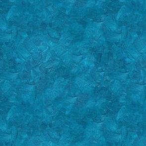 Blue Paintstrokes