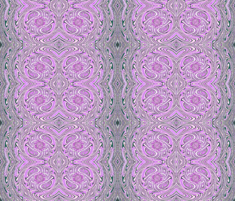 Pink Distortion fabric by koalalady on Spoonflower - custom fabric