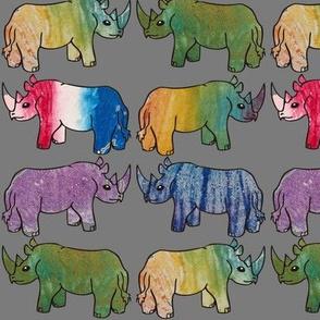 Lipstick rhinos