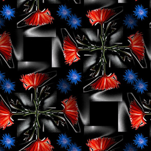 Black Tie Floral