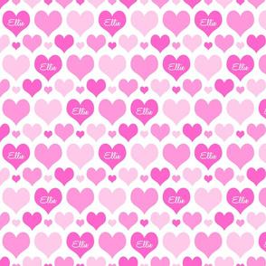 Hearts Script Ellie