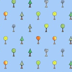 Seasonal Trees