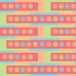 Swing Rectangles and Dots