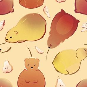 Pear Bears