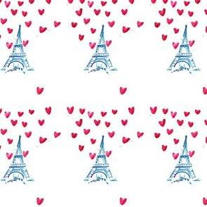eiffel love by C'EST LA VIV