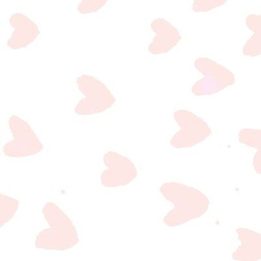 Blush Hearts by C'EST LA VIV